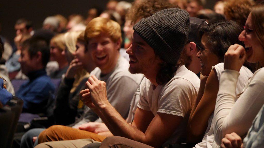 41 North Film Festival audience image